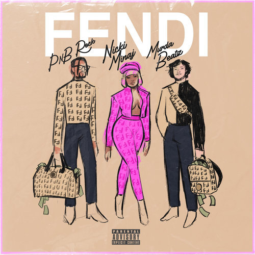 Fendi (feat. Nicki Minaj & Murda Beatz)