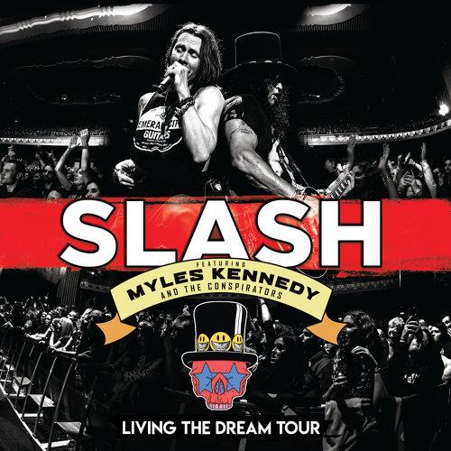 Living The Dream Tour - Live