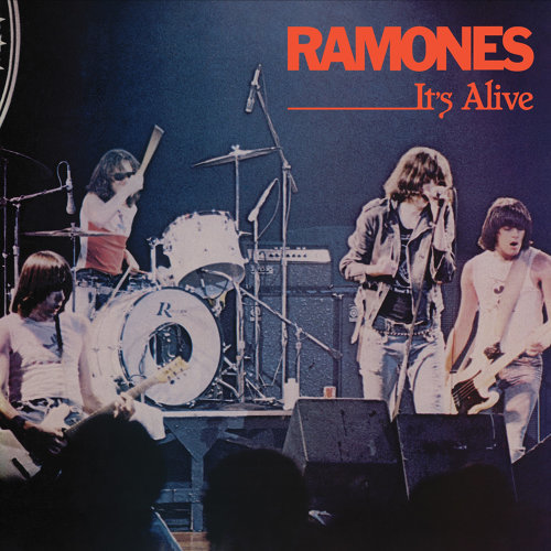 It's Alive - Live; 40th Anniversary Deluxe Edition