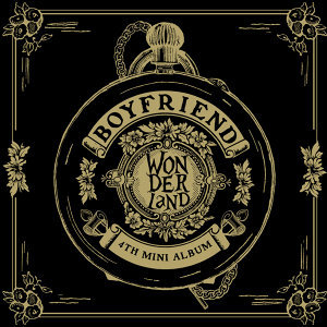 第四張韓語迷你專輯BOYFRIEND in Wonderland