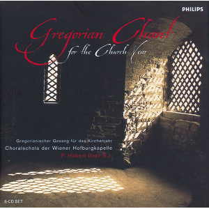Gregorian Chant for the Church Year - 6 CDs