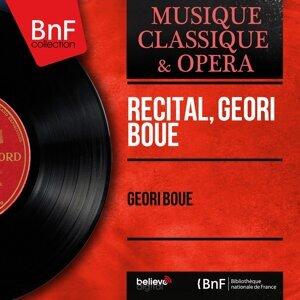 Récital, Géori Boué - Mono Version