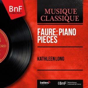 Fauré: Piano Pieces - Mono Version
