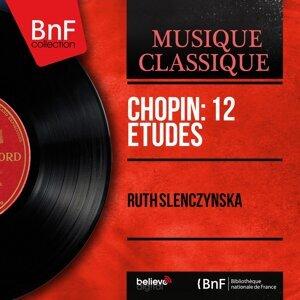 Chopin: 12 Études - Mono Version
