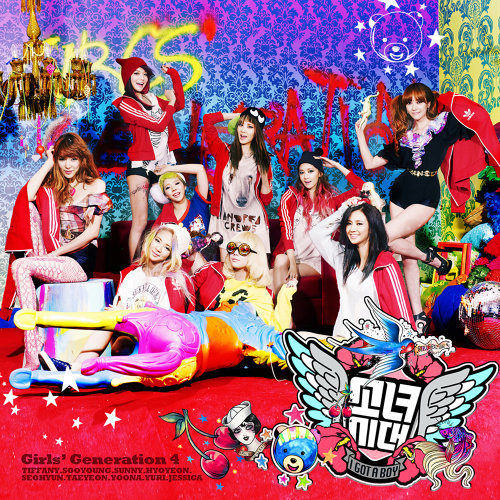 I Got a Boy Albums cover