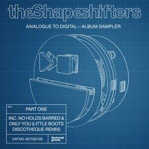 Analogue to Digital - Album Sampler, Pt. 1