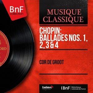 Chopin: Ballades Nos. 1, 2, 3 & 4 - Mono Version