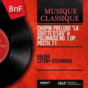 """Chopin: Prélude """"La goutte d'eau"""" & Polonaise No. 1, Op. Posth. 71 - Mono Version"""
