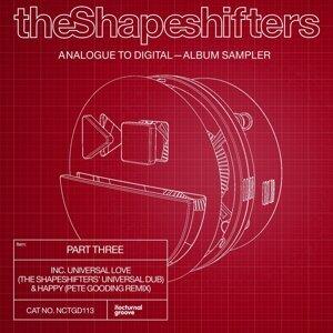 Analogue to Digital - Album Sampler, Pt. 3