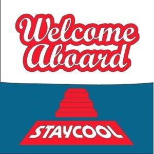 Welcome Aboard (歡迎登機)