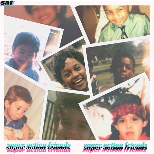 Super Action Friends