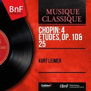 Chopin: 4 Études, Op. 10 & 25 - Mono Version