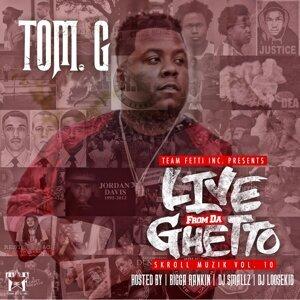 Live from da Ghetto : Skroll Muzik Vol. 10