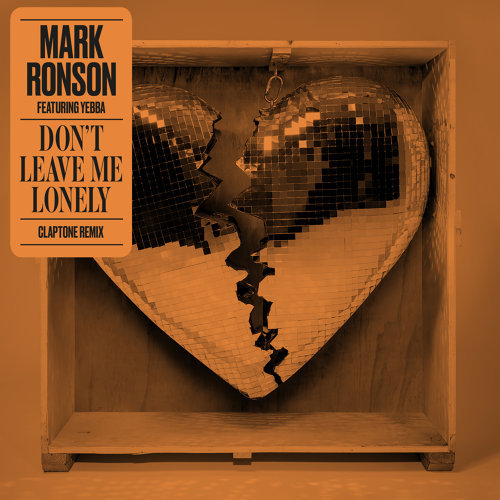Don't Leave Me Lonely - Claptone Remix