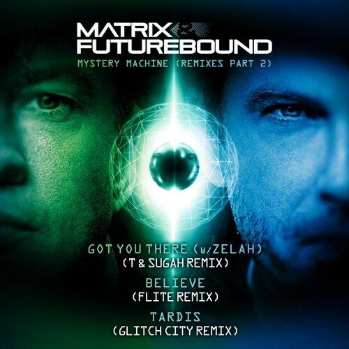 Mystery Machine - Remixes, Pt. 2