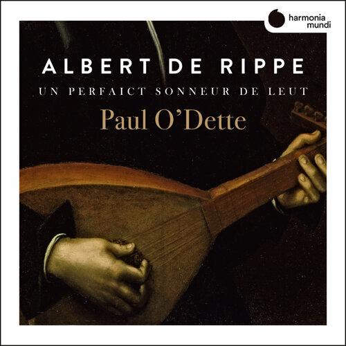 Rippe: Works for lute 'Un perfaict sonneur de Leut'