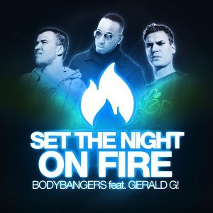 Set the Night on Fire (Remixes) - Remixes