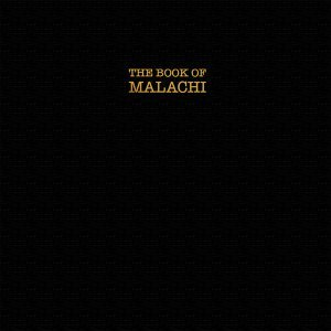 The Book of Malachi EP