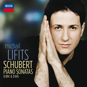 Schubert: Piano Sonatas D 894 & D 845