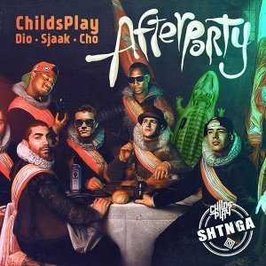 Afterparty (feat. Cho, Dio & Sjaak)