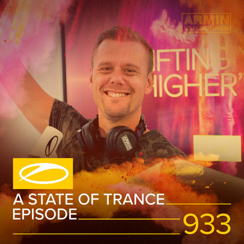 ASOT 933 - A State Of Trance Episode 933