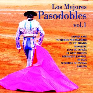 Los Mejores Pasodobles, Vol. 1