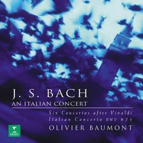 Olivier Baumont - Concerto n 2 en Sol majeur BWV 973