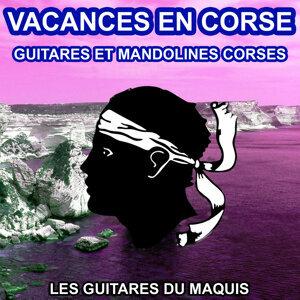 Vacances en Corse - Les plus belles Guitares et Mandolines Corses
