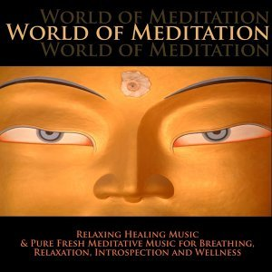 World of Meditation - Relaxing Healing Music & Pure Fresh Meditative Music for Breathing, Relaxation, Introspection and Wellness