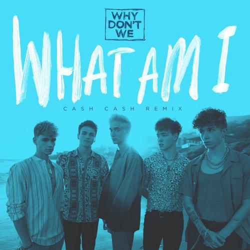 What Am I - Cash Cash Remix
