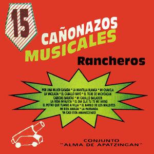 15 Canonazos Musicales Rancheros