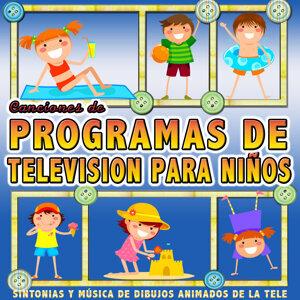 Canciones de Programas de Televisión para Niños. Sintonías y Música de Dibujos Animados de la Tele