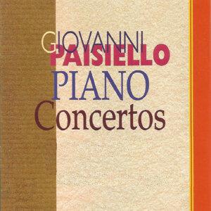 Giovanni Paiseillo - Piano Concertos