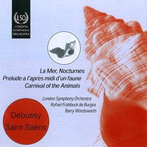 Debussy: La Mer - Saint-Saens: Le Carnaval Des Animaux
