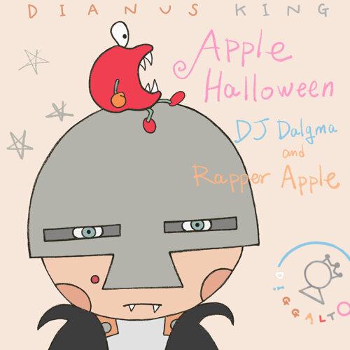 Apple Halloween - DJ Dalgma and Rapper Apple