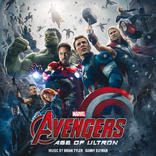 Avengers: Age of Ultron (復仇者聯盟2:奧創紀元電影原聲帶) - Original Motion Picture Soundtrack