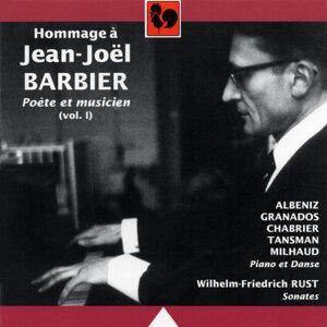 Hommage à Jean-Joël Barbier, poète et musicien, Vol. 1