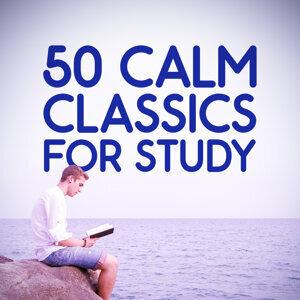 50 Calm Classics for Study