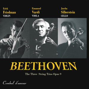 Ludwig van Beethoven: The Three String Trios, Opus 9