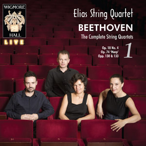 Beethoven String Quartets - Volume 1