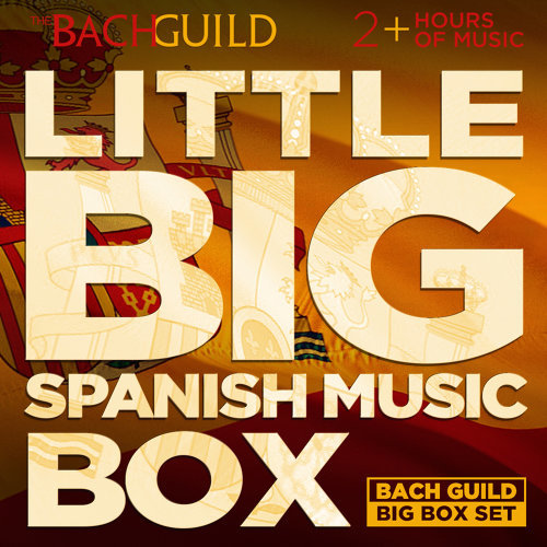Little Big Box of Spanish Music