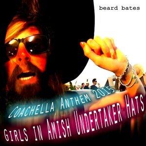 Coachella Anthem 2015 - Girls in Amish Undertaker Hats