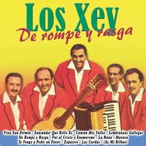 Los Xey - De Rompe y Rasga