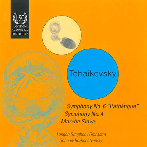 Tchaikovsky: Symphonies Nos. 4 & 6