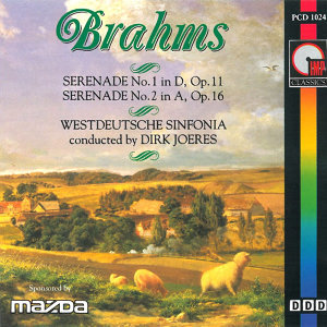 Brahms: Serenade Nos. 1 & 2