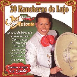 20 Rancheras de Lujo - José Antonio