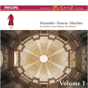 Mozart: The Serenades for Orchestra, Vol.1 - Complete Mozart Edition