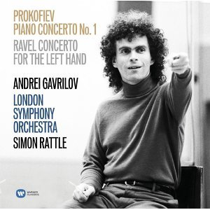 Prokofiev: Piano Concerto No. 1 - Ravel: Concerto for the Left Hand