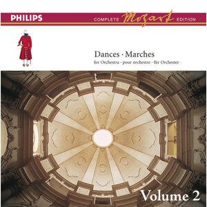 Mozart: The Dances & Marches, Vol.2 - Complete Mozart Edition