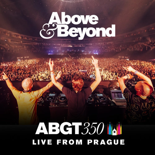 Group Therapy 350 Live from Prague